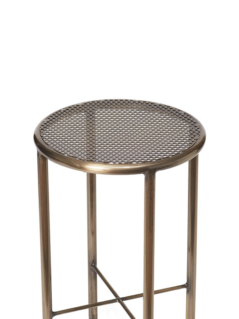 SABIN - Metal Napa Drinks Table