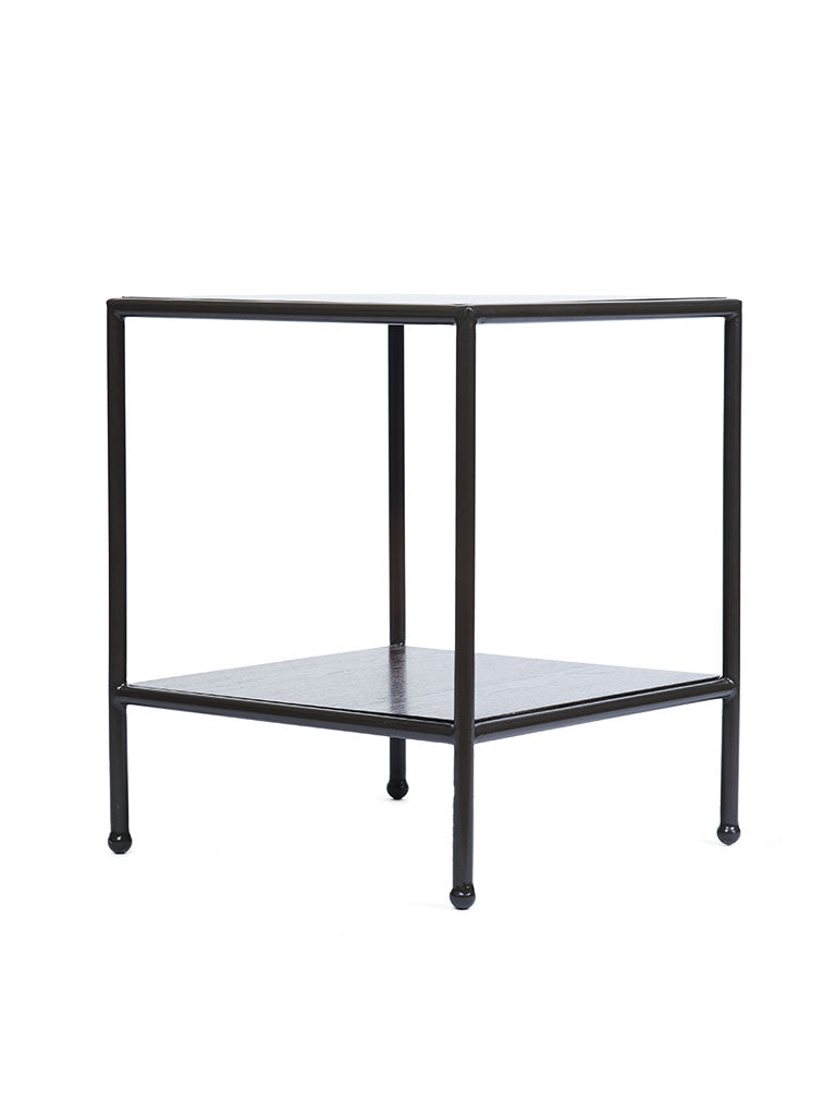 Angeles Square Side Table