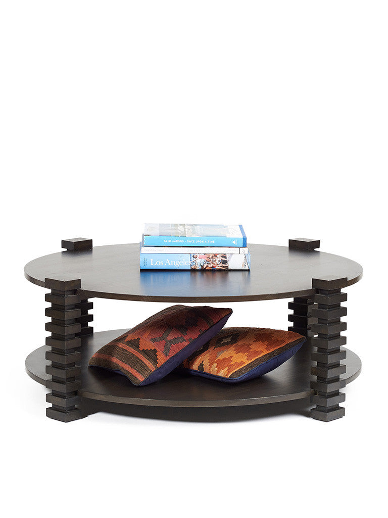 Double-Decker Monterey Coffee Table