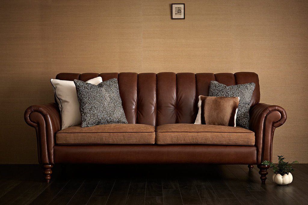 Pacifica Chesterfield Sofa - In Stock