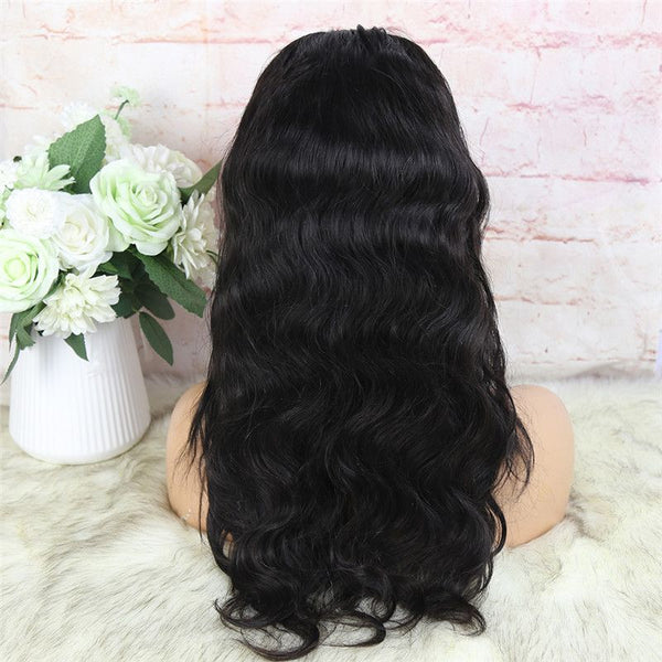 Body Wave 4x4 Lace Closure Wig Human Hair6