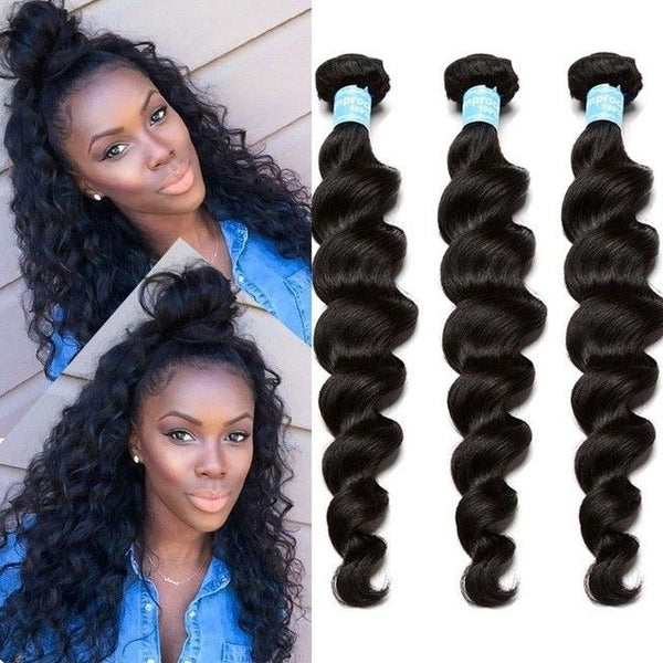 Bundles Loose Wave Human Hair1