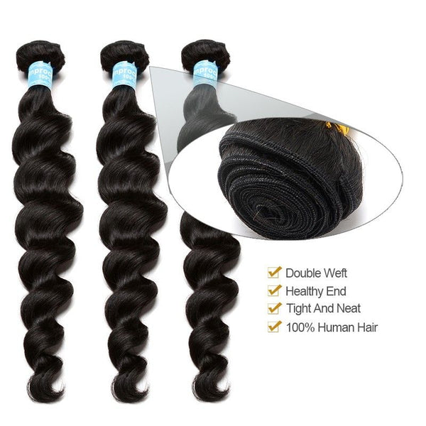 Bundles Loose Wave Human Hair4