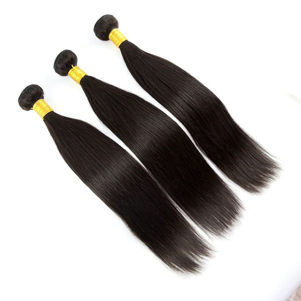 Bundles Silky Straight Human Hair3