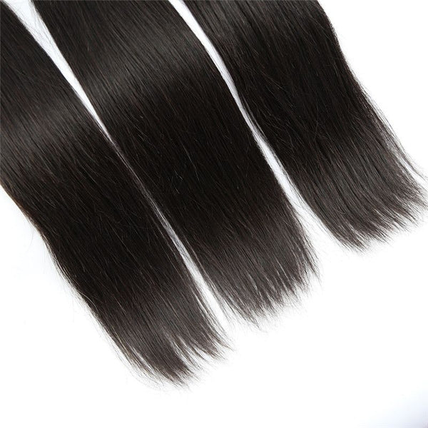 Bundles Silky Straight Human Hair7