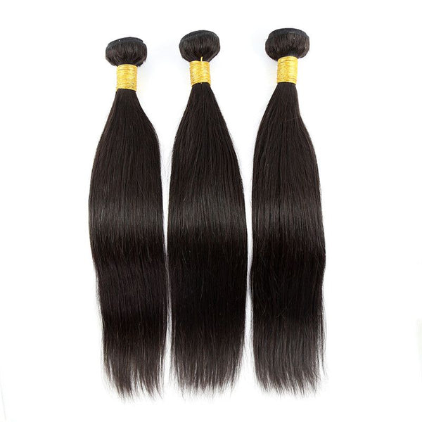 Bundles Silky Straight Human Hair