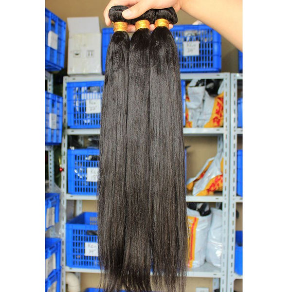 Bundles Yaky Straight Human Hair1