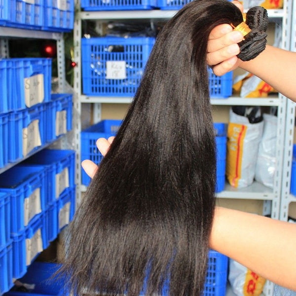 Bundles Yaky Straight Human Hair4