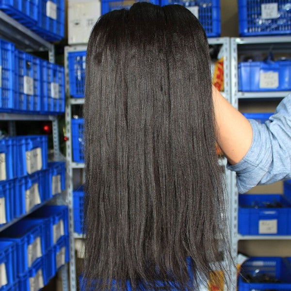Bundles Yaky Straight Human Hair5