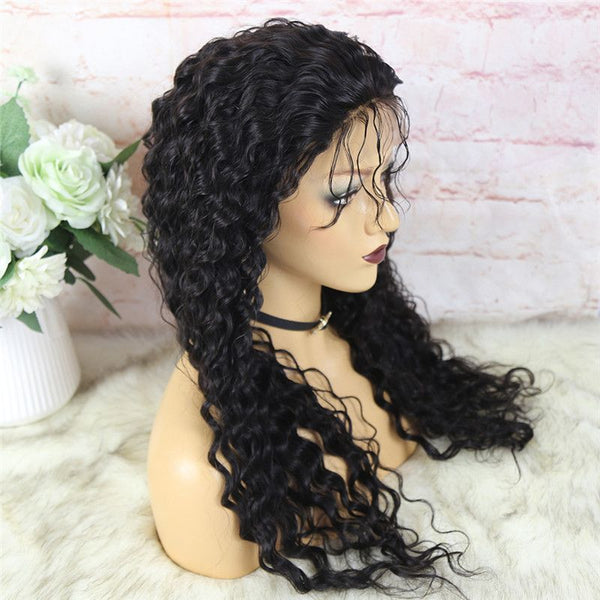 Loose Wave 4x4 Lace Closure Wig Human Hair2