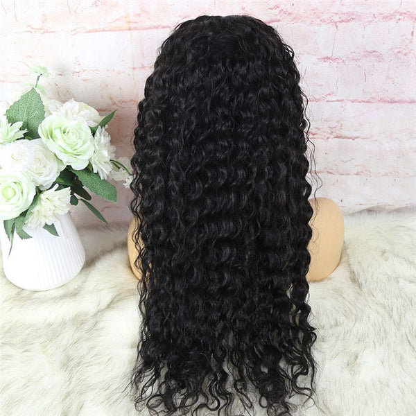 Loose Wave 4x4 Lace Closure Wig Human Hair5