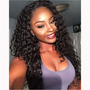 Pre Plucked Loose Wave Full Lace Wig Human Hair11