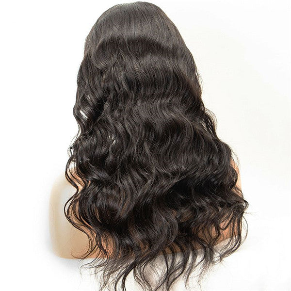 Transparent Lace Body Wave 13x6 Lace Front Wig BCB-5