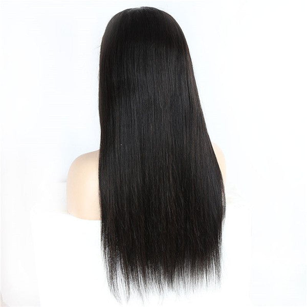 Transparent Lace Silky Straight 13x6 Lace Front Wig BCTB07