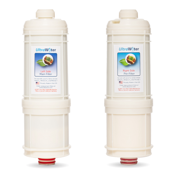 H2 Series UltraWater Replacement Package