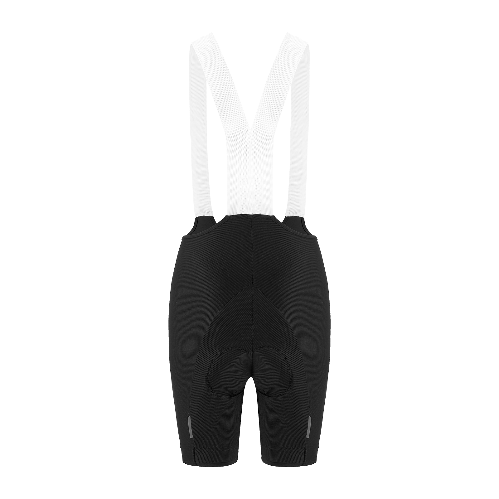 Women's Racing Bib Shorts - Black - questsport.shop