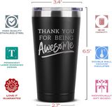 """Thank You For Being Awesome""Gifts Mug"