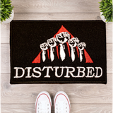 Disturbed Doormat