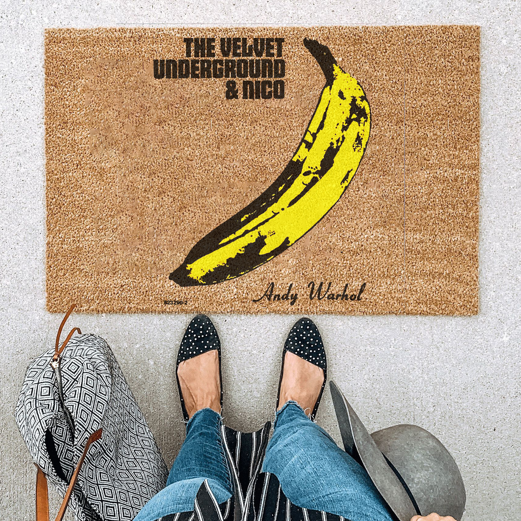 The Velvet Underground Doormat