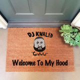 Welcome to my hood Doormat