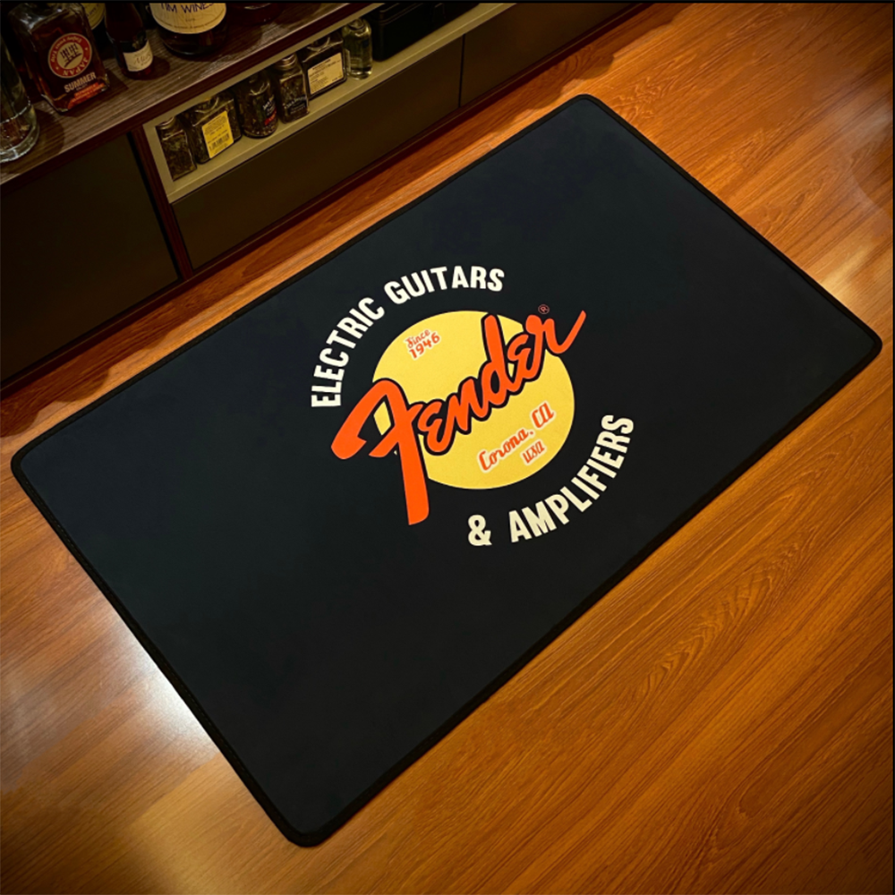 Fender Guitar Doormat