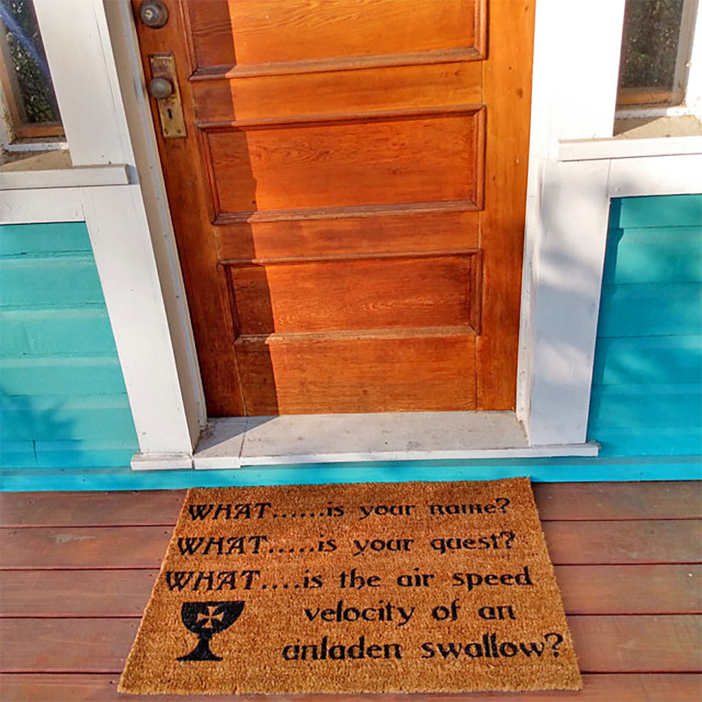Monty Python and The Holy Grail - DoorMat