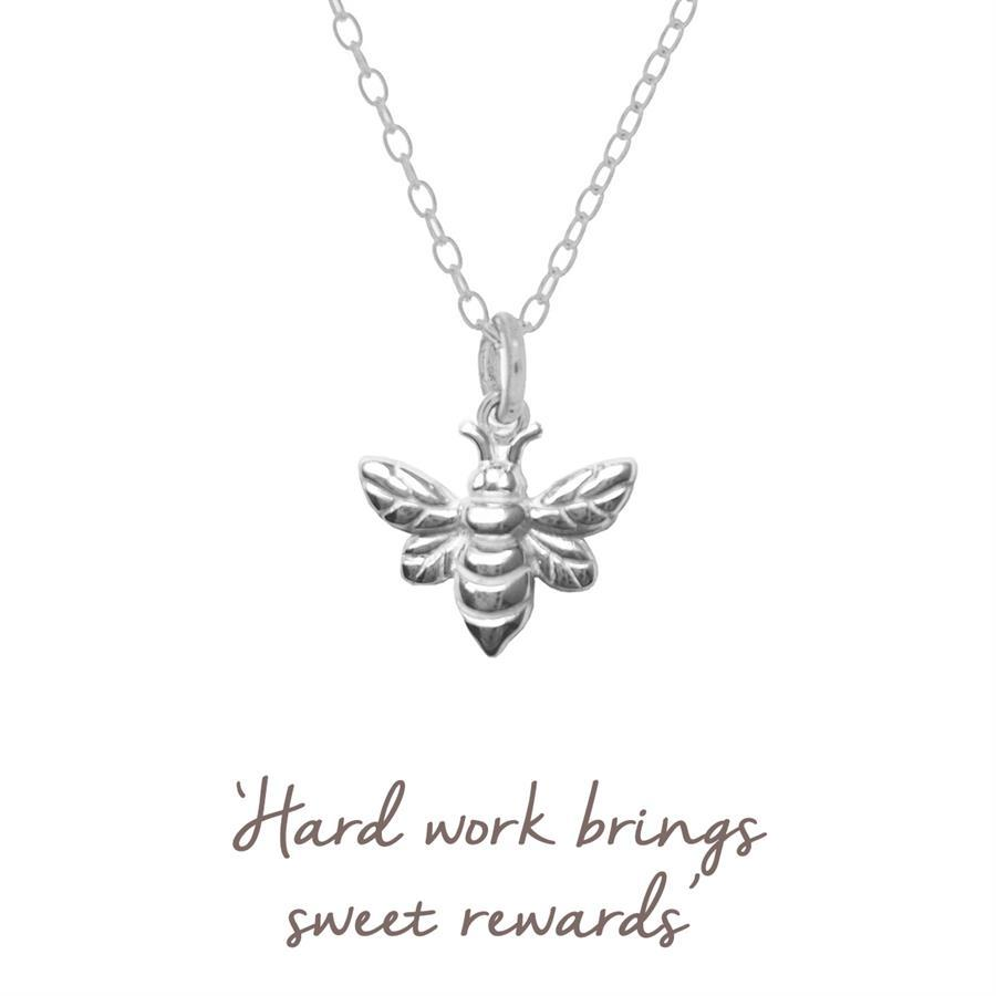 Bee Stainless Steel Necklace