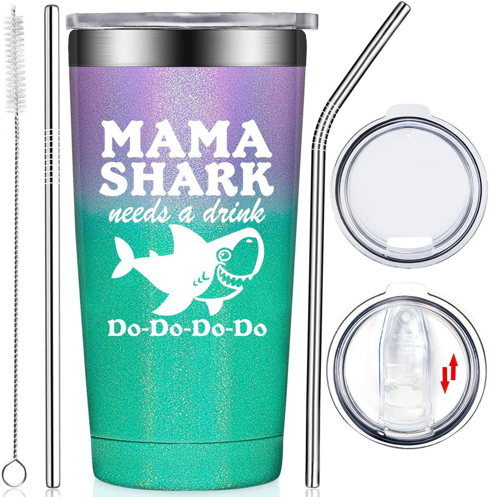 Mama Shark Needs a Drink