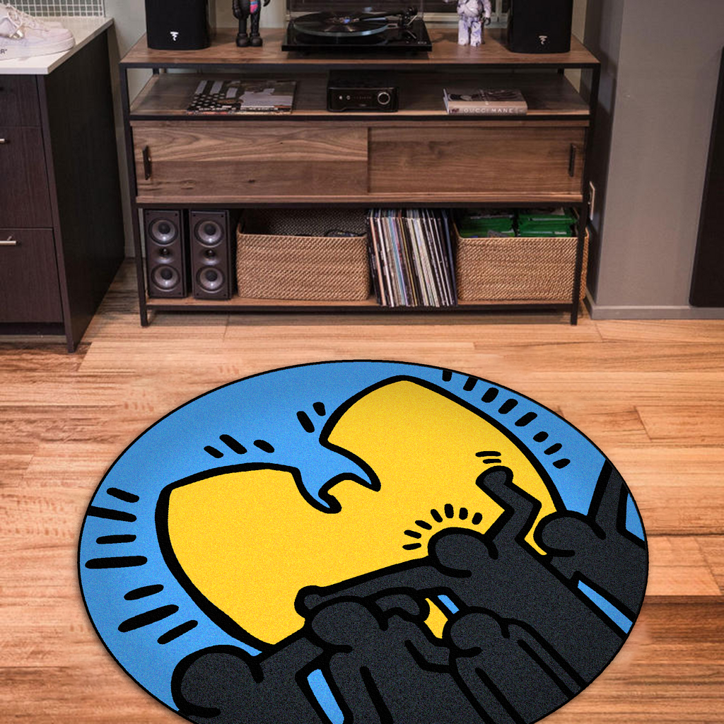 WU-TANG FAN ART • HIP-HOP HOME DECOR