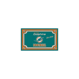 Miami Dolphins Door Mat