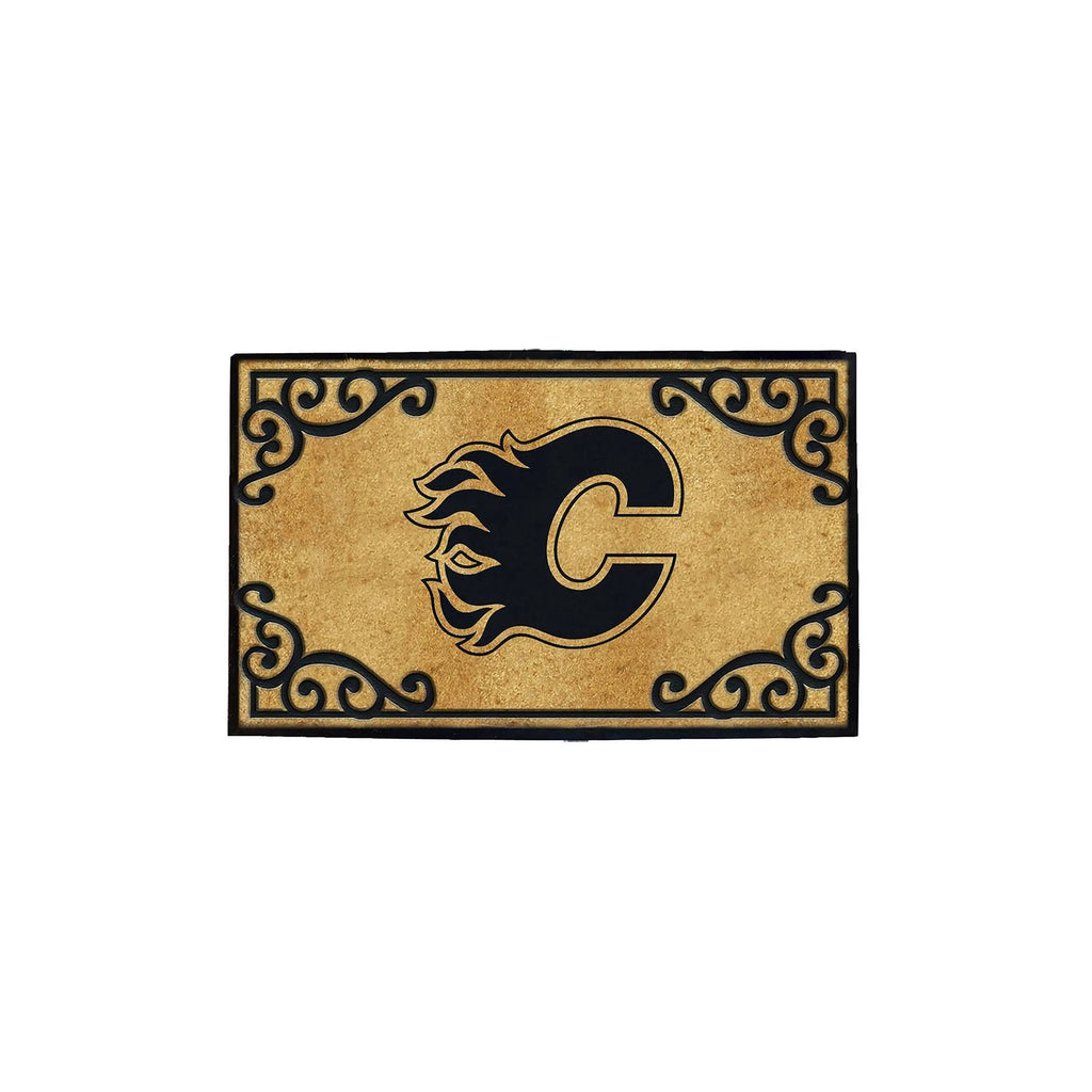 NHL Calgary Flames Door Mat