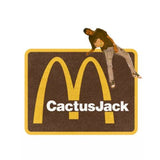 Cactus Jack McDonalds RUG Travis Scott