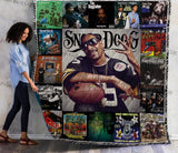 SNOOP DOGG STYLE BLANKET.