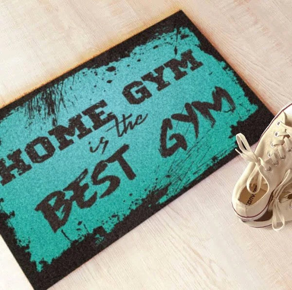 Fitness Motivation Doormat