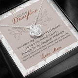 My Daughter Forever Necklace