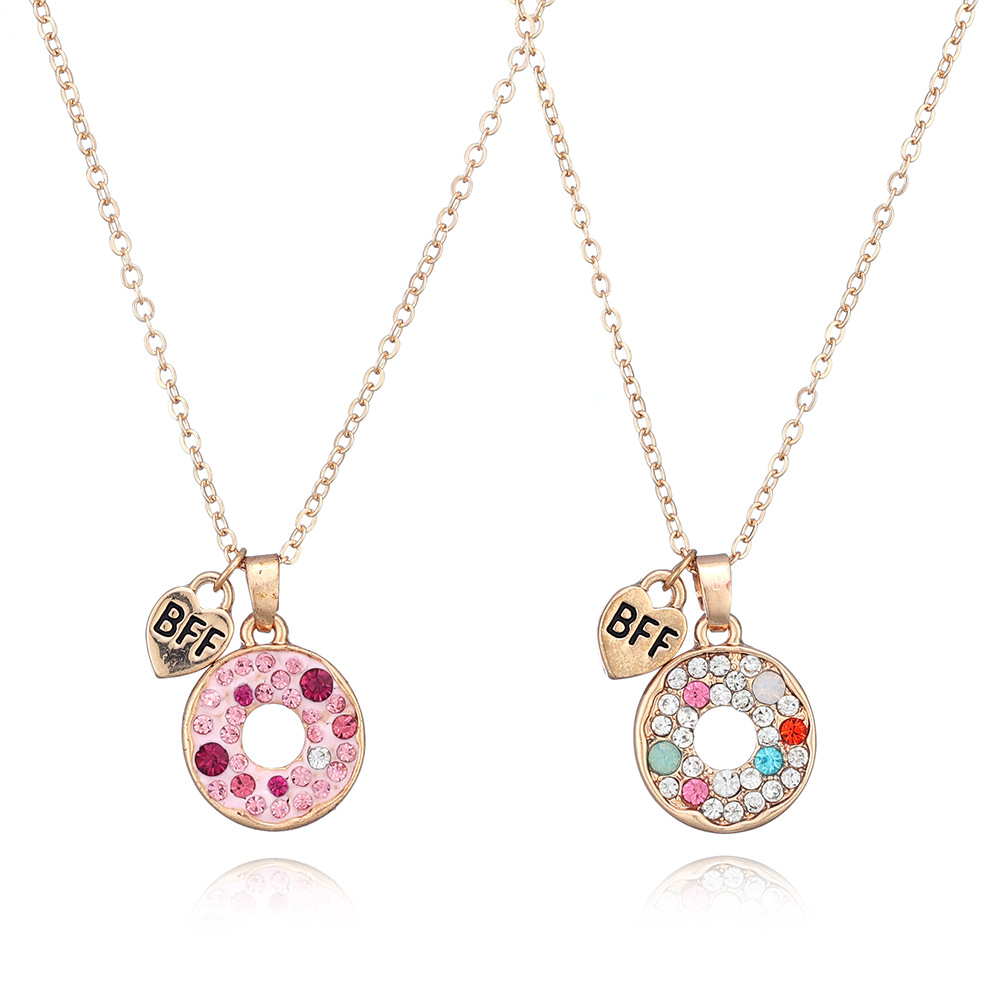 Kid's Girl's Best Firends Necklace