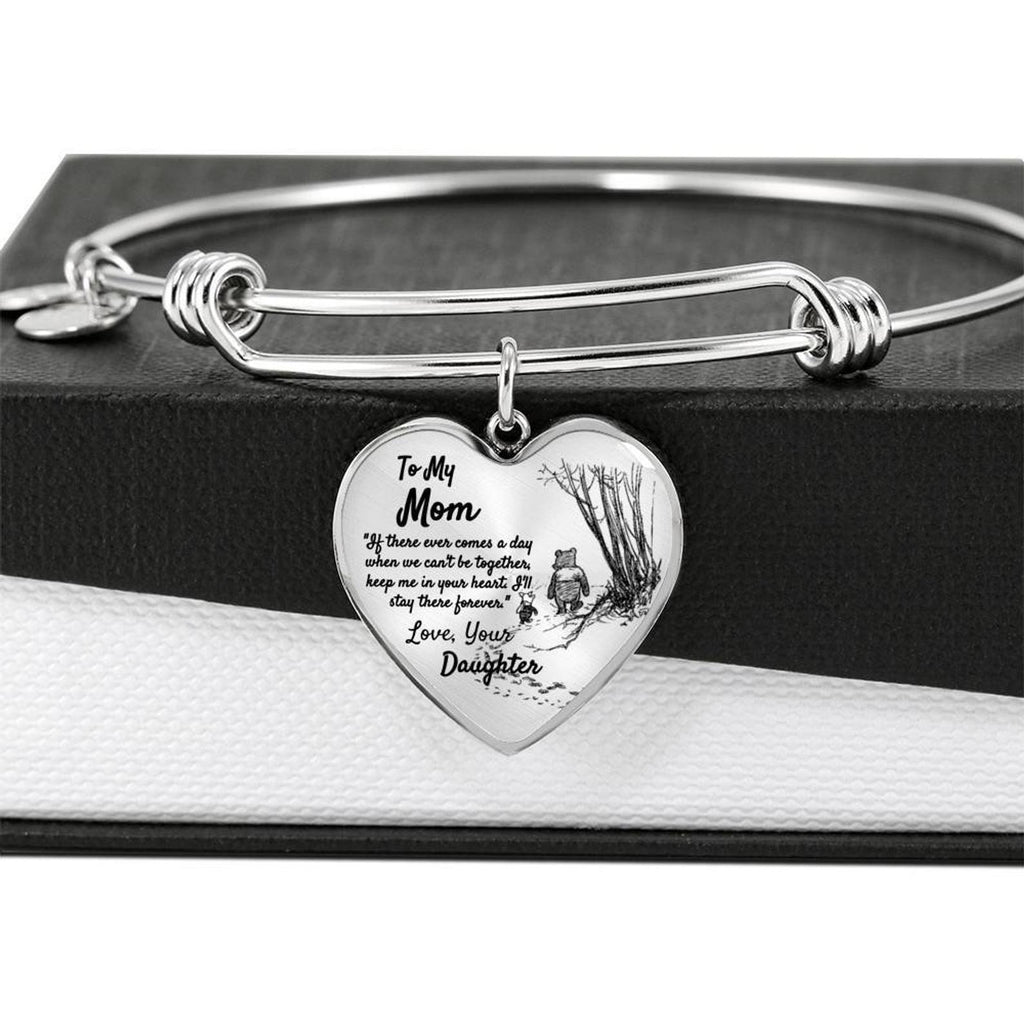 To My Mom Love Your Daughter Bracelet