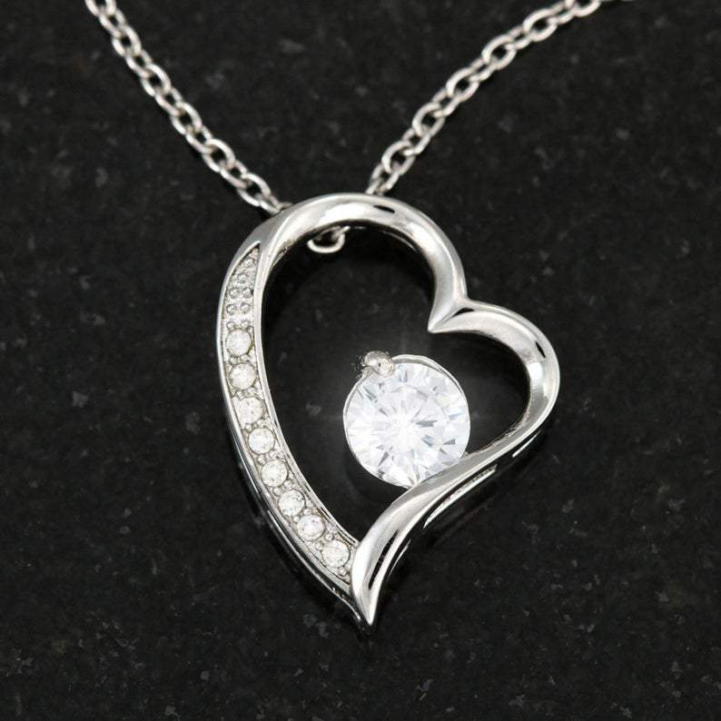 LOVE LAST FOREVER NECKLACE