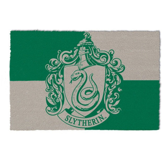 Harry Potter Slytherin Door Mat