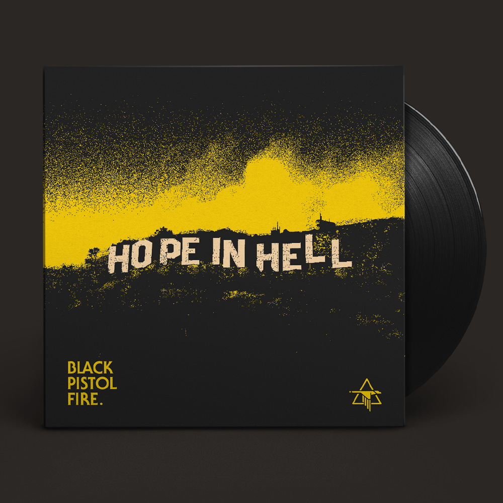 "HOPE IN HELL 7"" VINYL"