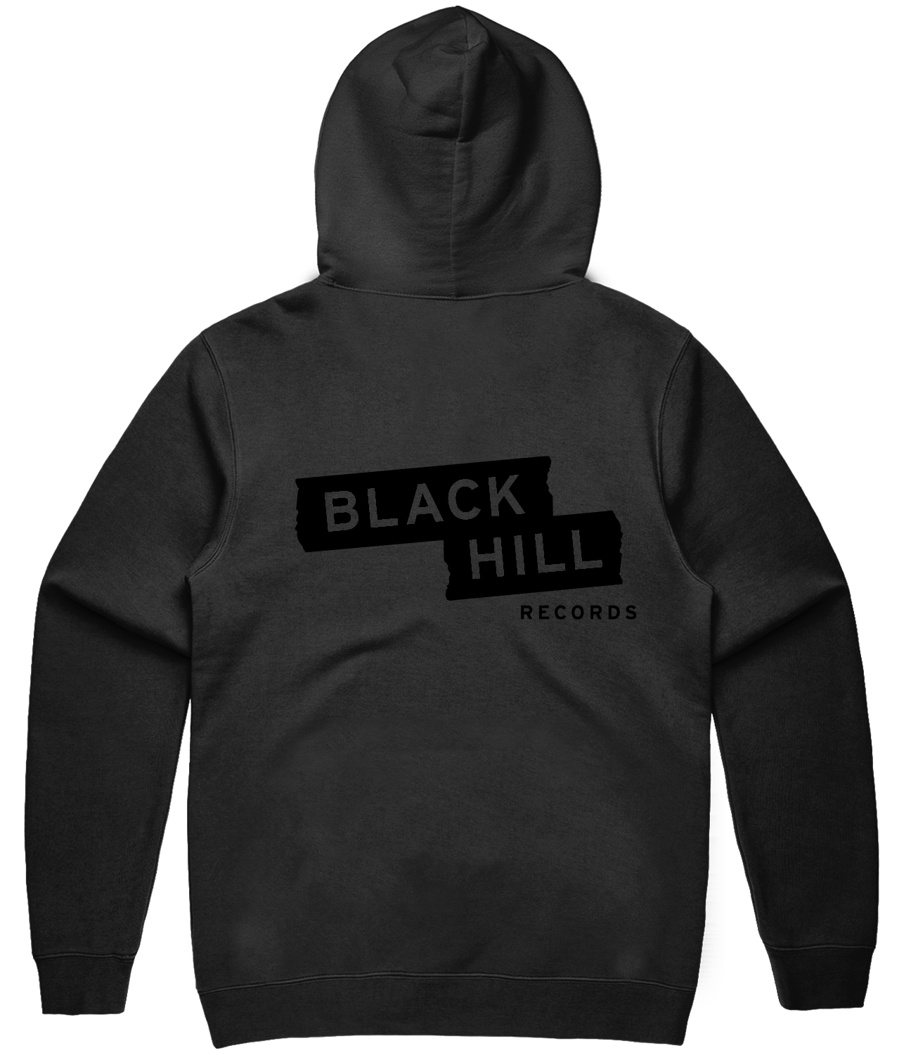 BLACK HILL RECORDS HOODIE