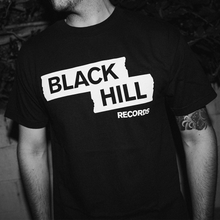 Load image into Gallery viewer, BLACK HILL RECORDS SHIRT