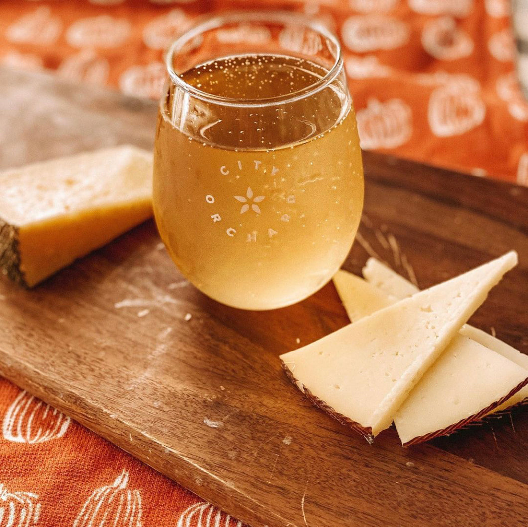 May 19th Cheese and Cider Pairing