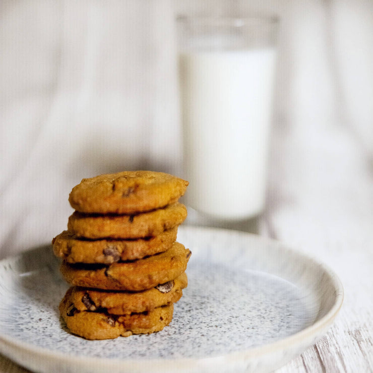 Geary Market - Bake Your Own Salted Caramel Cookies - prepared meal delivery and takeout Toronto