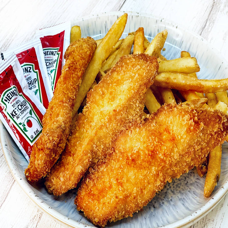 Geary Market - Panko Breaded Chicken Tenders - - prepared meal delivery and takeout Toronto
