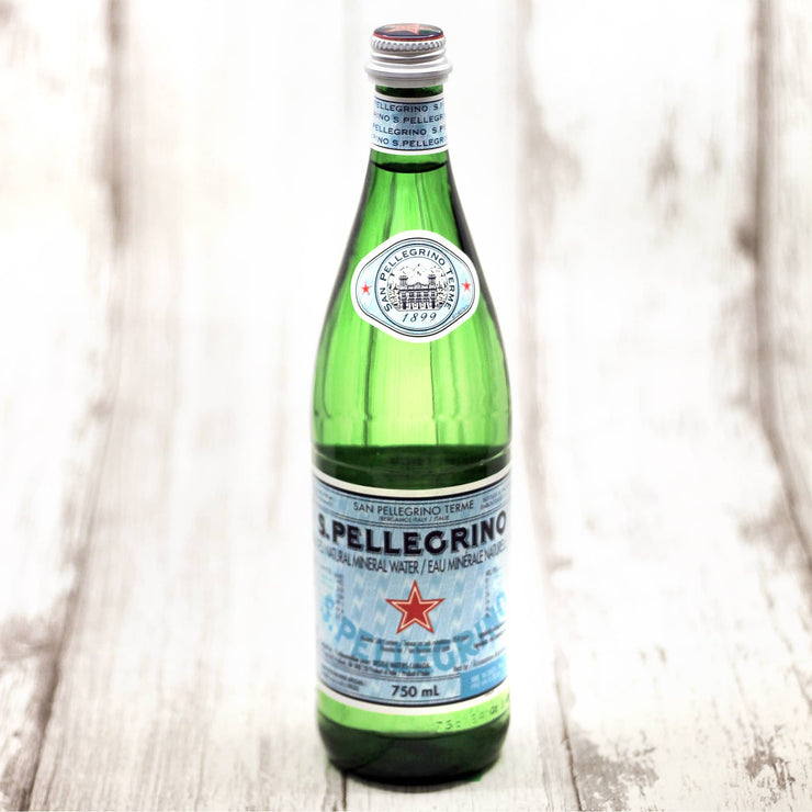 San Pellegrino sparkling mineral water - Geary Market Pantry Toronto