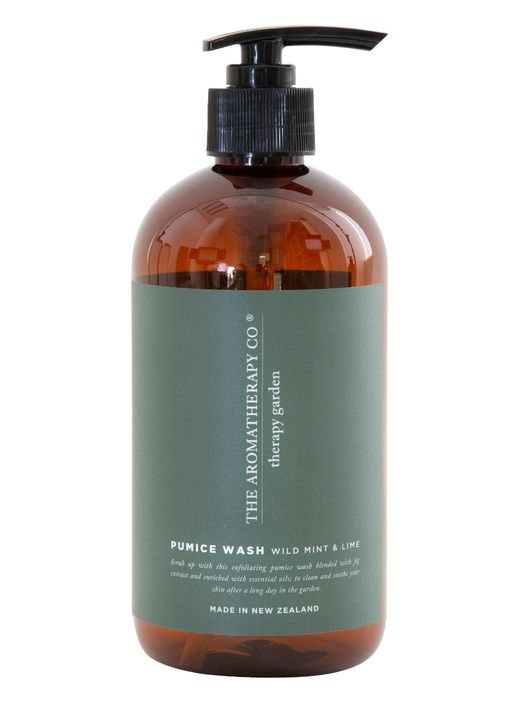 Therapy Garden Hand Wash - Wild Lime and Mint