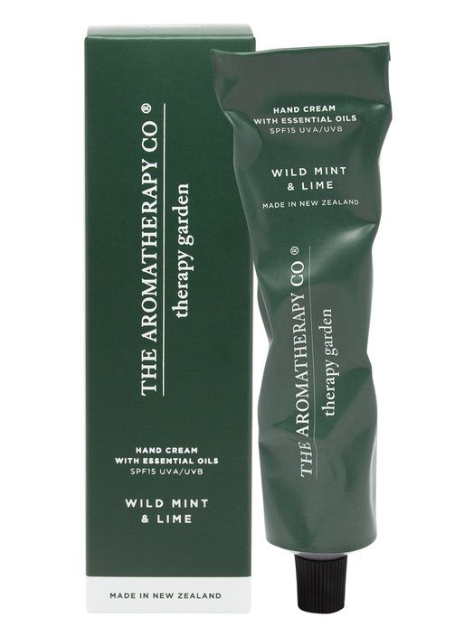 Therapy Garden Hand Cream - Wild Lime and Mint