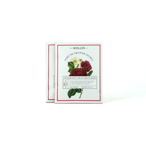 Scully's Rose Twin Sachets