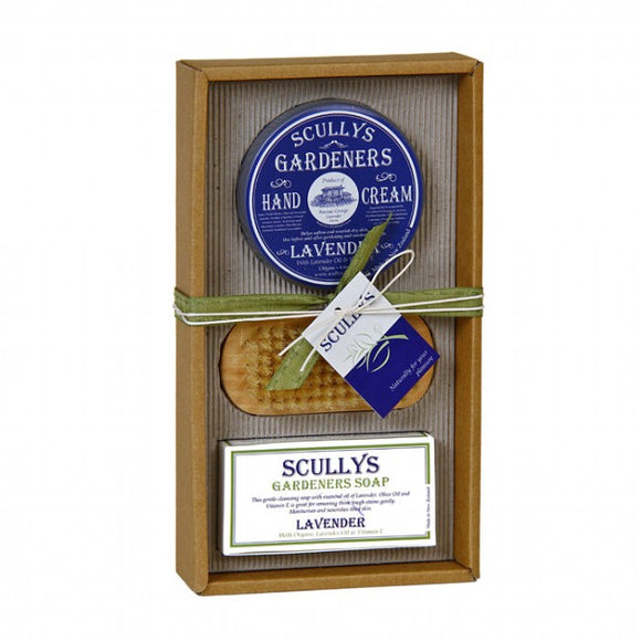 Scully's Gardeners Hand Cream Gift Pack